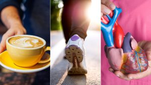 What impact does caffeine has on one's overall health?