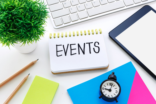 Planning an event Be mindful