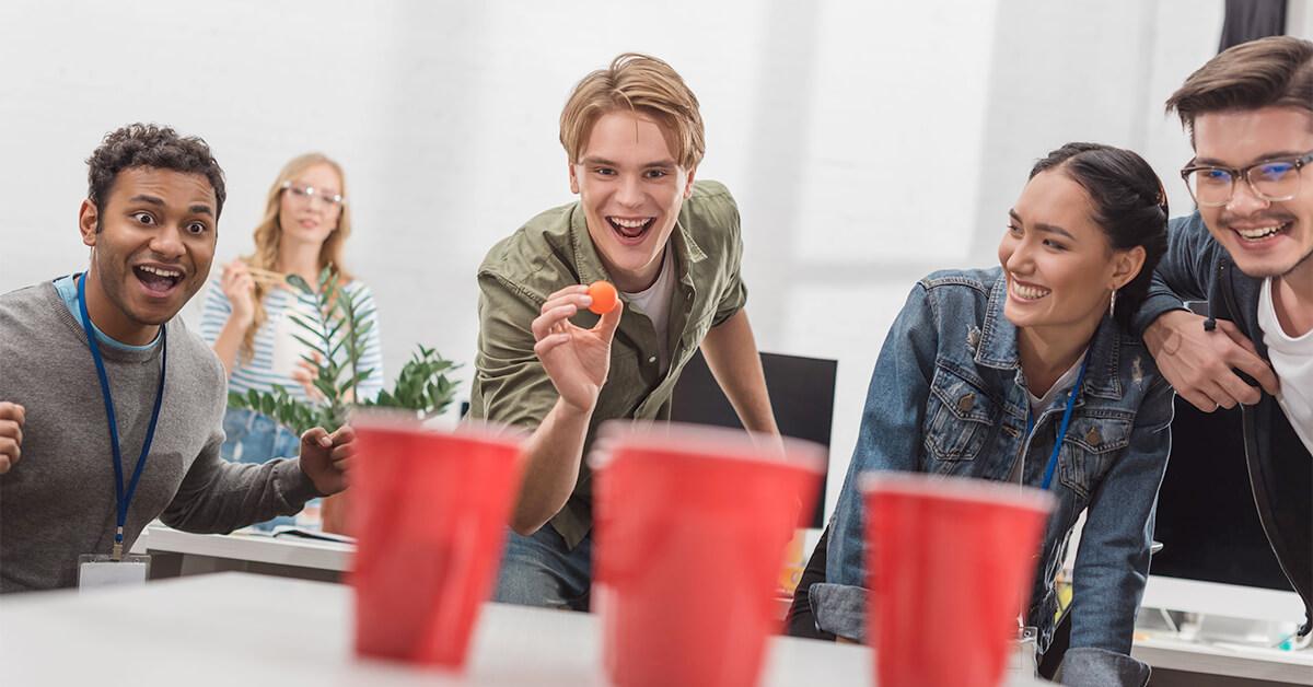 Benefits of team building in virtual teams